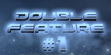 Double Feature #1 Logo