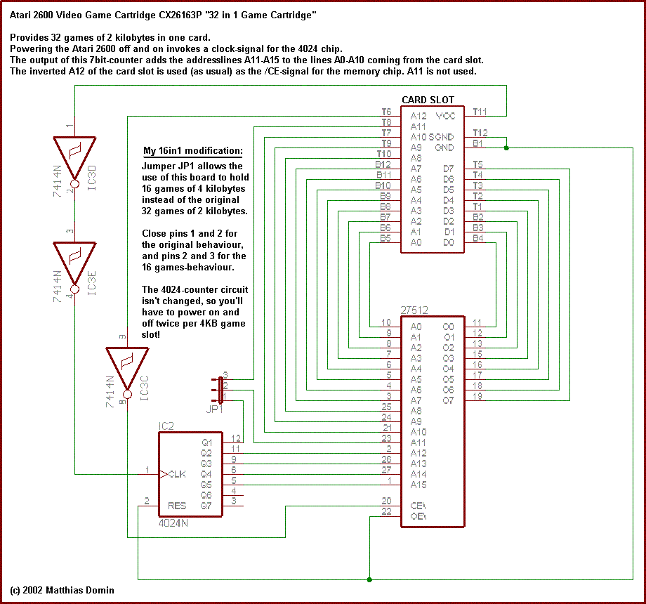 16in1-card schematic